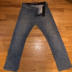 Levis Strauss & Co Slim Straight Jeans W30 L32